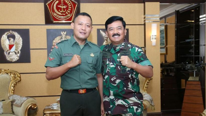 Ini Kopda Hardius Rusman, Prajurit TNI Kuasai 7 Bahasa Asing dari Grup WhatsApp