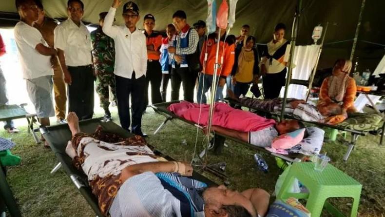 1.149 Gempa Susulan Guncang Maluku hingga Senin 7 Oktober ...
