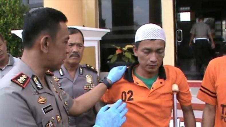 Polisi Tangkap Pencuri Spesialis Rumah Kosong, Incarannya Jendela tanpa Teralis