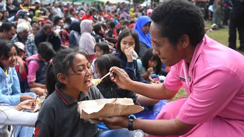 Pemprov Papua Segera Bangun Permukiman Sementara untuk Korban Kerusuhan Wamena