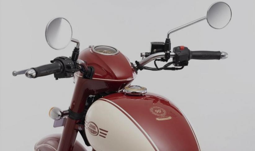 Rayakan Umur Ke-90, Motor Jawa Luncurkan Model Limited Edition