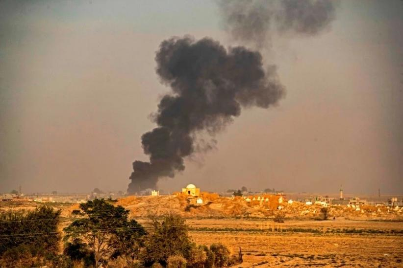 Iran Desak Turki Segera Hentikan Serangan ke Suriah