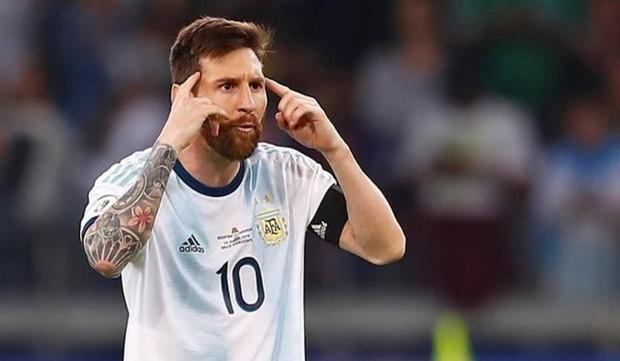 Lionel Messi Risih Dijuluki Dewa Sepak Bola, Ini Alasannya