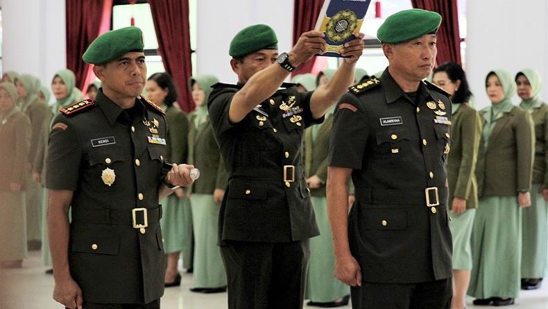 Dicopot sebagai Dandim karena Istri Posting Nyinyir soal Wiranto, Kol Hendi: Saya Terima Keputusan Komandan
