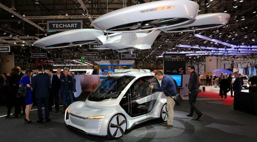Teknologi Terlalu Rumit, Audi Hentikan Proyek Mobil Terbang