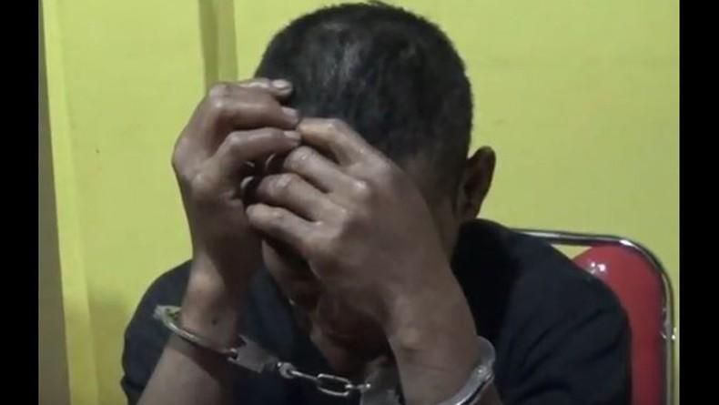 Mabuk Berat, Ayah Perkosa Anak Kandung Berusia 7 Tahun di Kolaka Sultra