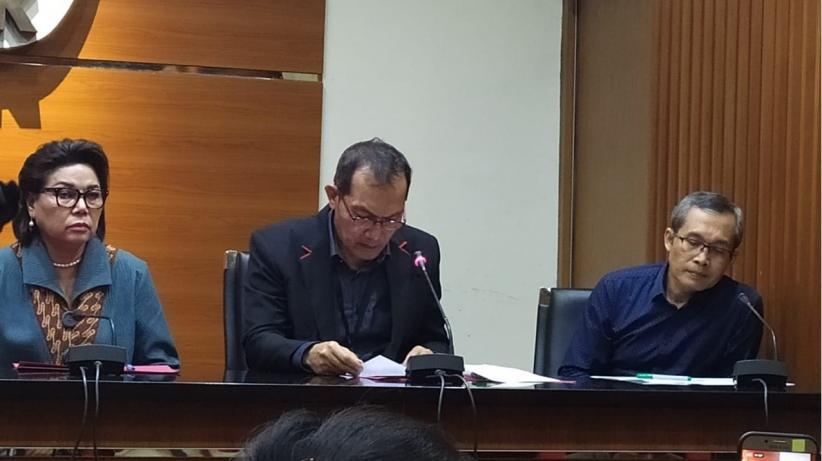 Tersangka, Wali Kota Medan Dzulmi Eldin Jadi Kepala Daerah ke-49 Kena OTT KPK