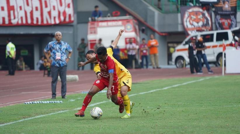 Hadapi Liga 2, Semen Padang kembali Ikat 5 Pemain
