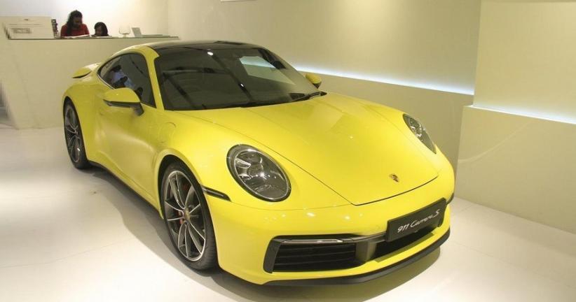 Porsche 911 Generasi Terbaru Mengaspal di Indonesia, Ini Spesifikasinya