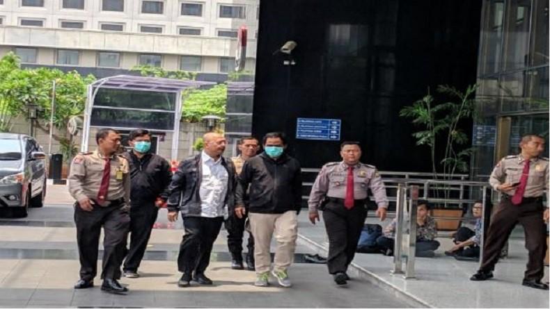 Walikota Jadi Tersangka Suap, Akhyar Minta Maaf kepada Warga Medan