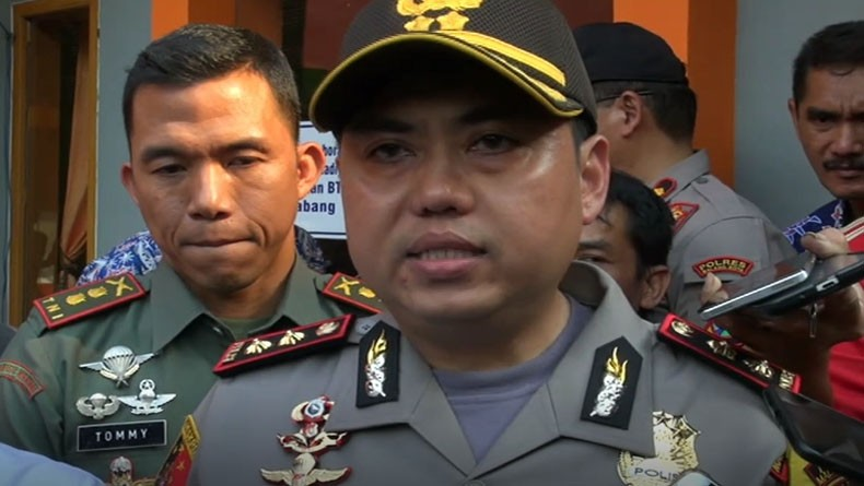 Agus Piranhamas Motivator yang Tampar 10 Siswa SMK Muhammadiyah 2 Malang Ditangkap di Surabaya