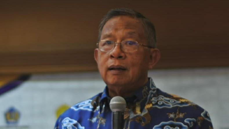 I Love You Opung, Menteri Ekonomi Kumpul Ucapkan Salam Perpisahan kepada Menko Darmin