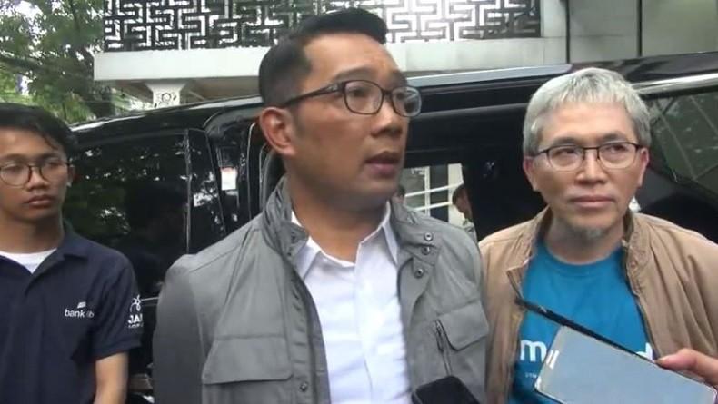 Nasib Tol Cigatas, Ridwan Kamil: Saya Pegang Janji Pak Presiden
