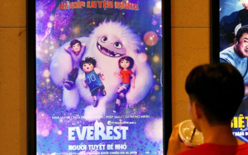 Giliran Malaysia yang Melarang Film Animasi Abominable