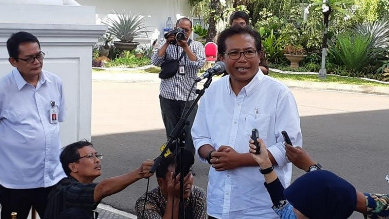 Istana Minta Menteri, Wakil Menteri dan Stafsus Presiden Serahkan LHKPN Januari 2020