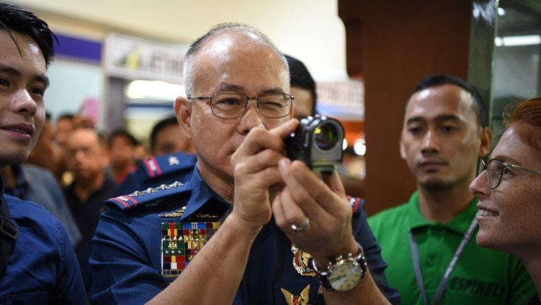 Mengundurkan Diri, Mantan Kepala Polisi Filipina Dituduh Jual Narkoba Hasil Sitaan