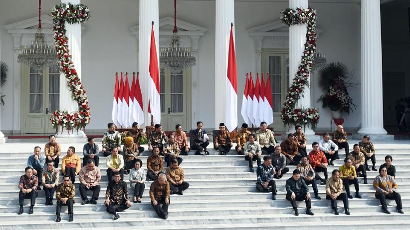 Ini 3 Nomenklatur Baru Kabinet Indonesia Maju, Kemana Dikti?