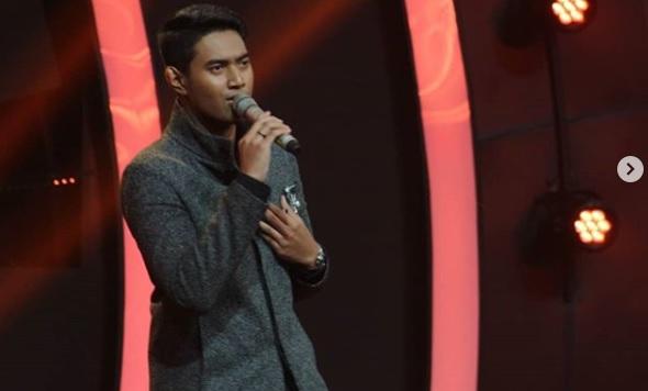The Voice Indonesia, Gus Agung Bikin Hati Wanita Meleleh saat Nyanyikan Mantan Terindah
