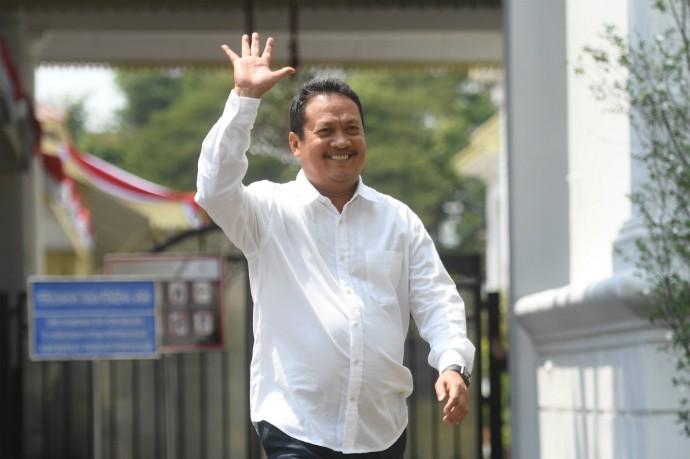Baru Jabat Menteri, Sakti Wahyu Trenggono Ingin Keliling Indonesia Bertemu Nelayan