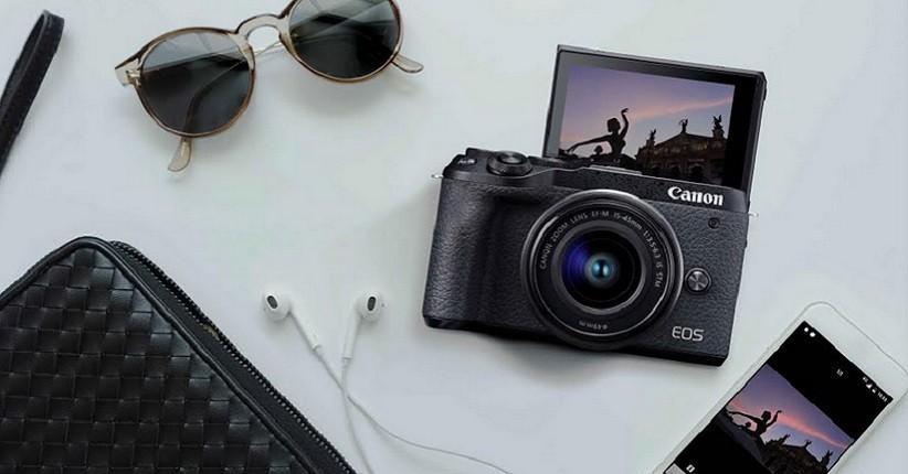 Canon EOS M6 Mark II Resmi di Indonesia, Dibanderol Mulai Rp13 Jutaan