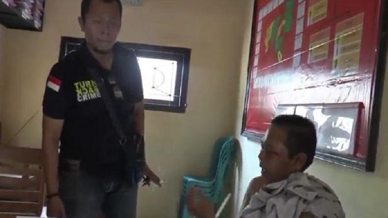 Kakek 3 Istri di Pasuruan Jadi Bulan-bulanan Massa setelah Tertangkap Mencuri Motor