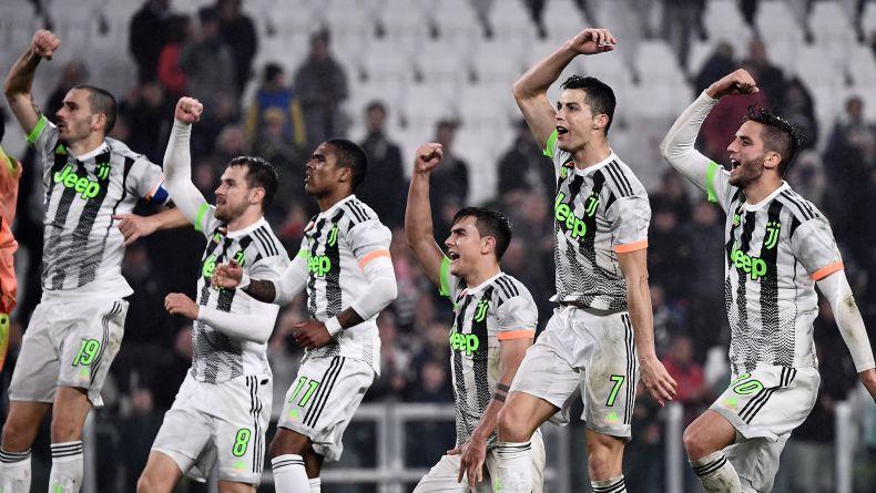 Hasil Juventus Vs Genoa Raih Kemenangan Sarri Kesal Timnya Bermain Lambat