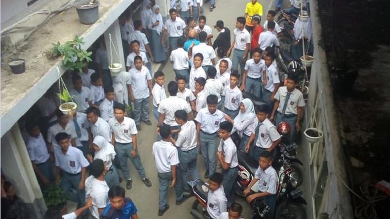 2 Sekolah yang Saling Bersebelahan di Sikka NTT Terlibat Tawuran, Pemda Turun Tangan