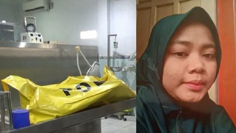 Mahasiswi Tewas Mengapung di Sungai Musi Palembang Diduga Bunuh Diri