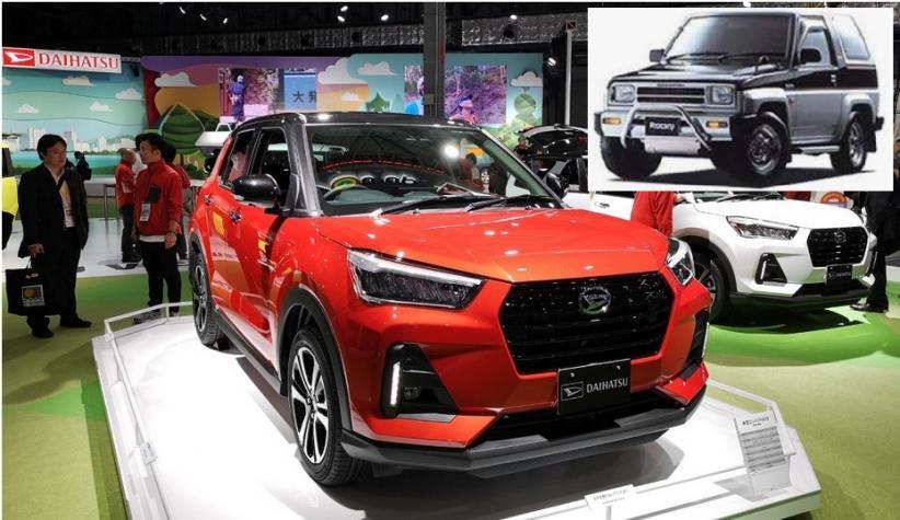 Daihatsu Rocky Terbaru Bukan Generasi yang Pernah Meluncur di Indonesia