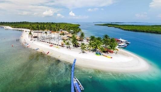 Keseruan Wisata di Pulau Ranoh Batam, Bisa Menginap ala Glamping Pinggir Pantai