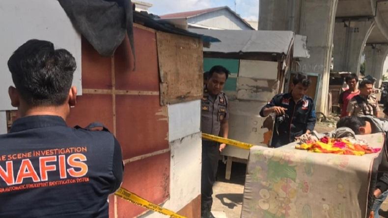 Nenek Sebatang Kara di Medan Ditemukan Tewas di Gubuk, Diduga Sakit