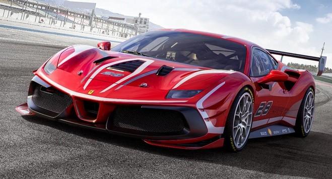 Generasi Terbaru Ferrari 488 Challenge Dapat Desain Baru dan Lebih Bertenaga