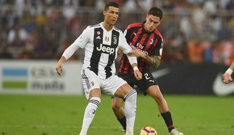 Duel Juventus Vs AC Milan Akan Ditayangkan RCTI