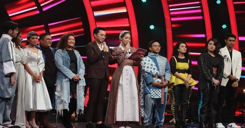 Link Live Streaming The Voice Indonesia 2019, Perjuangan 8 Kontestan di Live Round 3