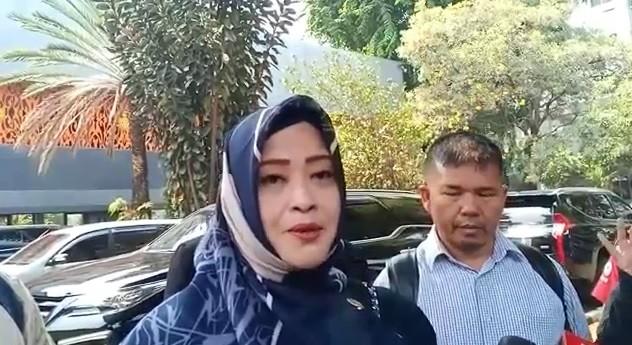 Fahira Idris Tiba di Bareskrim, Diperiksa Kasus Cuitan Virus Korona