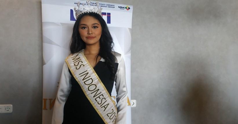 Jelang Keberangkatan ke Miss World, Princess Megonondo: Rasanya Campur Aduk