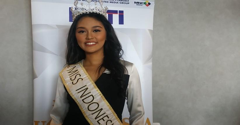 Miss Indonesia Terjun Langsung Bantu Masyarakat Kawungsari Girang di BWAP Project