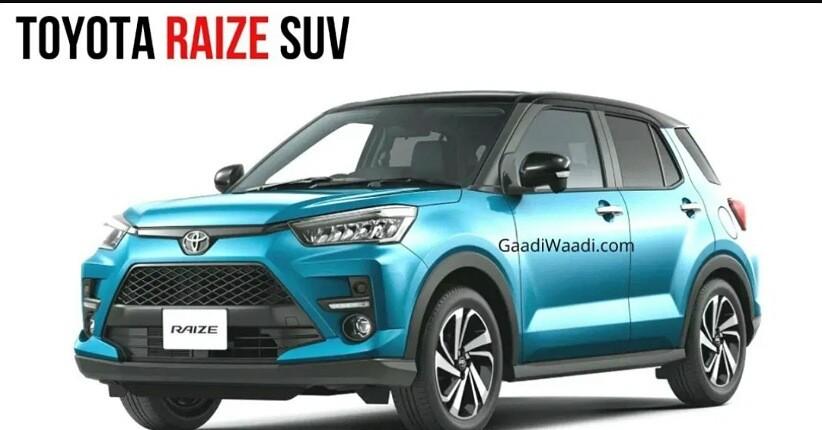 Suzuki Siapkan Produk Baru Mirip Raize dan Rocky
