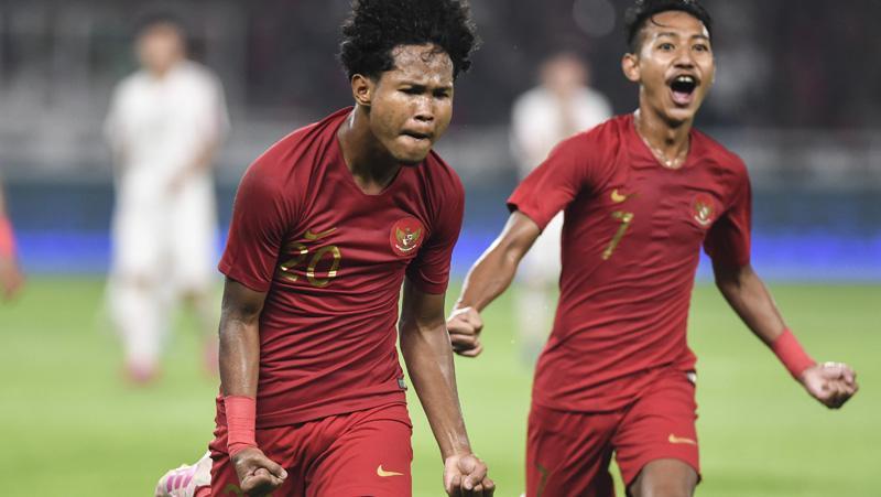 Cetak Gol Penalti Penentu Timnas U-19, Bagus Kahfi: Alhamdulillah, Saya Percaya Diri