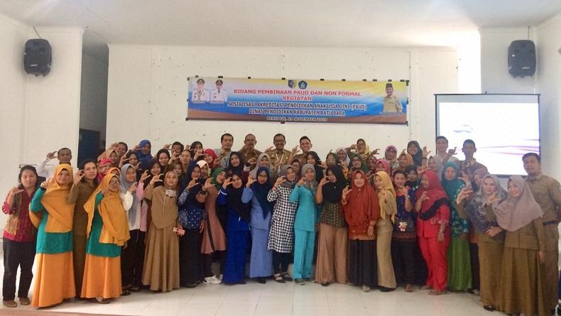 Pemkab Batu Bara Sosialisasikan Pentingnya Akreditasi PAUD untuk Menjamin Mutu Pendidikan