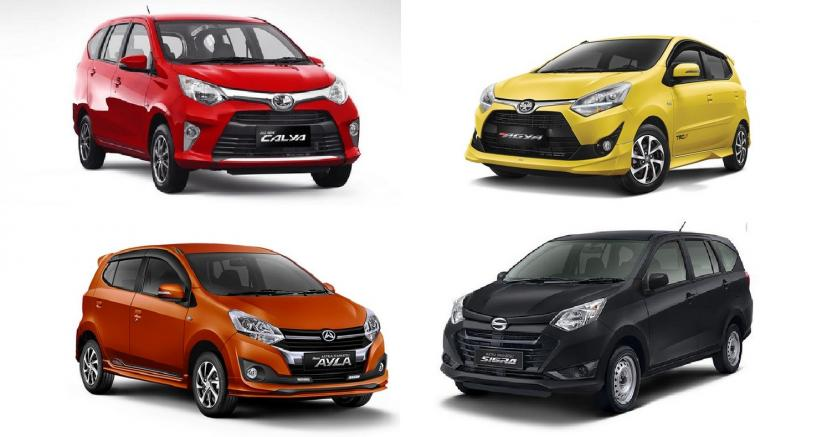 4 Mobil Dengan Biaya Angsuran Rp2 Jutaan Harga Jual Kembali Tinggi