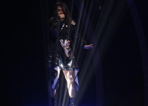Guncang Live Round 4 TVI 2019, Elly Ditantang untuk Bernyanyi di Luar Genre Musik Rock
