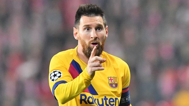 Barcelona Sodorkan Kontrak Baru untuk Lionel Messi
