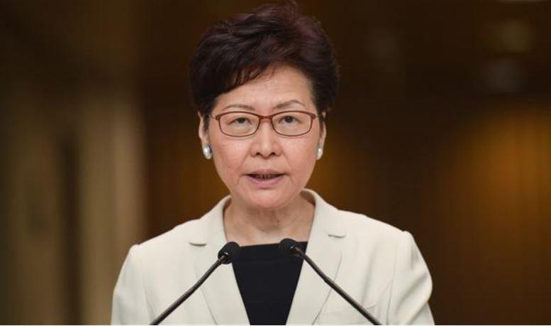 Pemimpin Hong Kong Carrrie Lam Ancam Demonstran yang Bertahan di Kampus Menyerah