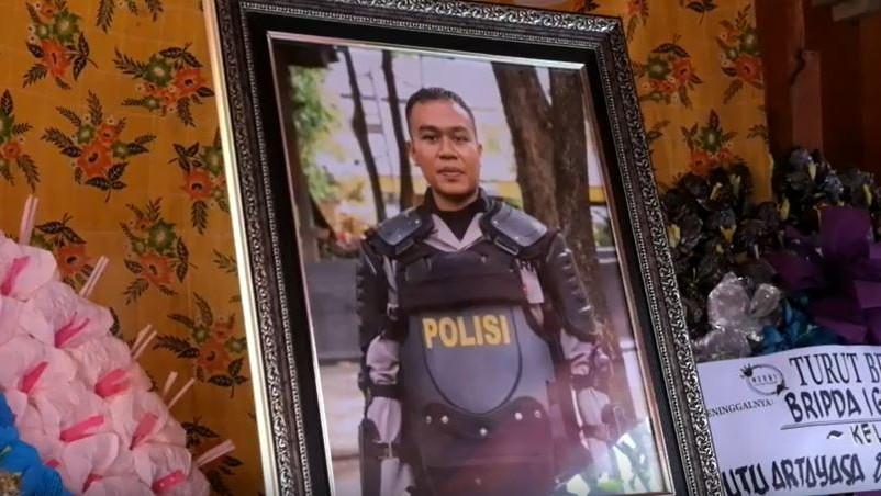 Polisi Tewas Ditabrak Mobil saat Patroli Balapan Liar di Bali, Keluarga Ikhlas