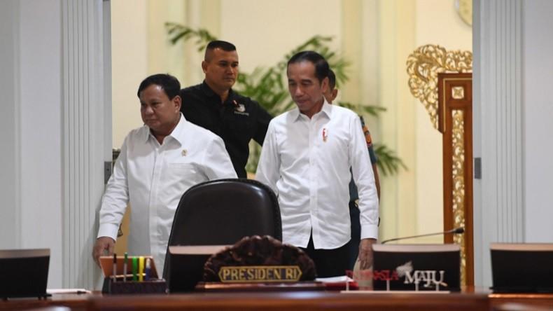 Perintah Jokowi ke Prabowo: Anggaran Alutsista Jangan Bocor