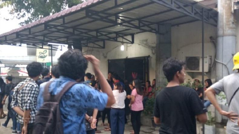 Tawuran Mahasiswa Universitas HKBP Nommensen Medan, 1 Orang Tewas dan 1 Terluka