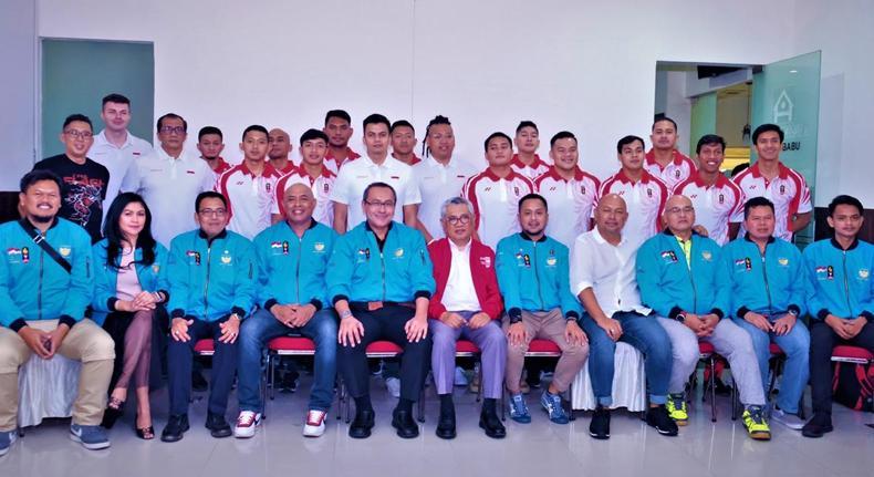 Berangkat ke Filipina, Tim Polo Air Indonesia Optimistis Dapat Medali Emas