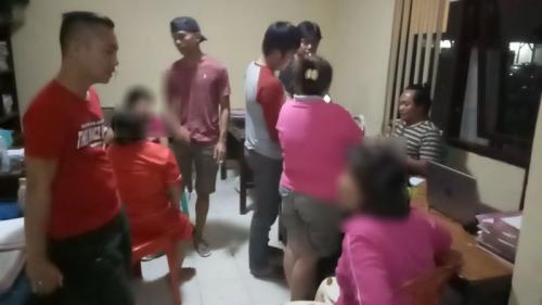 4 Emak-Emak Ditangkap Gara-Gara Main Judi Joker, 1 Orang Mendadak Pingsan