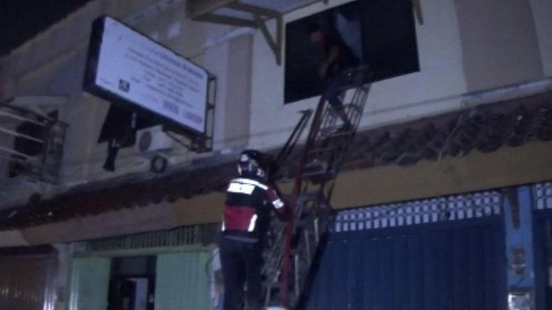 Puluhan Ruko di Rappocini Makassar Terbakar, Diduga karena Korsleting Listrik